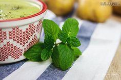 Recept: Bylinková polievka