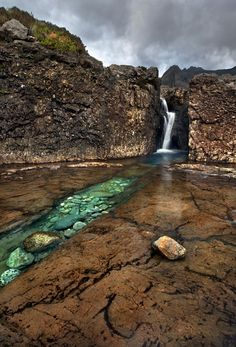 Fairy Pools Isle of Skye via The Eminent Fairy Pools – Scotland | World for Travel