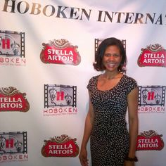 Robin Wilson at Hoboken Intl Film Festivsl at premirre of her film, Home with Robin, June 2014 Robin Wilson, June, Film, How To Wear, Style, Fashion, Movie, Swag, Moda
