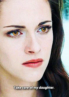 Bella in Breaking Dawn Part 2