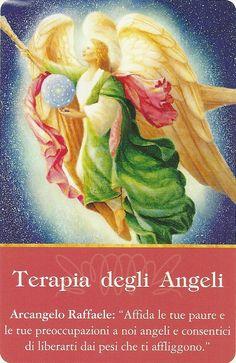 Archangel Raphael, Birthday Songs, Doreen Virtue, Oracle Cards, Tarot, Painting, Numerology, Kansas, Diva
