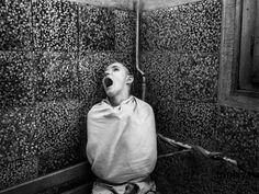 Creepy photos of old asylums. Creepy photos of old asylums. Photo taken by George Georgiou who worked in Kosovo and Serbia between 1999 and Female pa Mental Asylum, Insane Asylum, Haunting Photos, Creepy Photos, Room Photo, Psychiatric Hospital, Reportage Photo, Going Insane, The Good Old Days