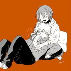 Bakugou & Kirishima