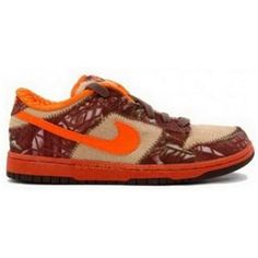 uk availability 5f4fc 4250f 304292 281 Nike SB Dunk Low Reese Forbes Natural Burlap Orange Blaze K03017
