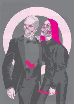 ☆ Death Chic :→: Artist Joe Murtagh ☆