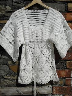 Crochetemoda: Tunics inspiration
