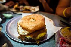 Burger Guys (The Shipley Doughnut Burger)