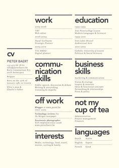 24 tipos de currículum que te darán ganas de robarlos para tu próxima entrevista…