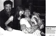 Bruce, Patti and Steve
