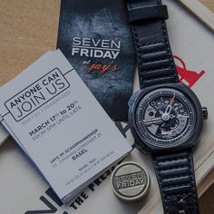 The #SEVENFRIDAY party and @davidoffcigars lounge opens 5pm till late  see you tonight!