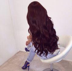 Se perfeição existe eu acho que é esse cabelos ai.