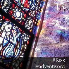 #AdventWord #Risk || We become mature by living life fully – embracing life – taking risks – making mistakes and learning from them. That is how we become perfect. Br. Geoffrey Tristram || @SSJEWord: We hope that you will post prayerful images with the #adventword hashtag on Twitter, Facebook and Instagram to create a Global Advent Calendar. Check out www.aco.org/adventword.cfm & see what others are posting.