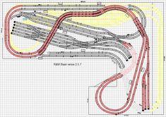 Convivial waged how to make model train layouts Receive Free info Lego Train Tracks, Lego Trains, Diorama, Model Railway Track Plans, Model Train Layouts, Model Trains, Planer, How To Plan, How To Make