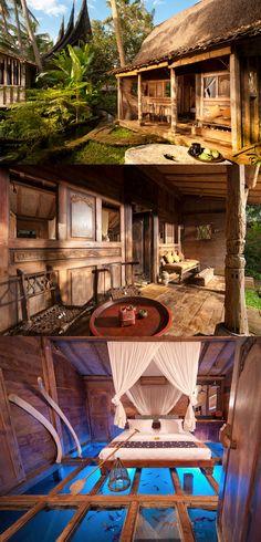 Honeymoon Idea Bambu Indah Bali