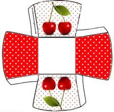 Cherries box