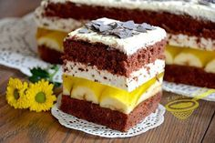 JAMAJKA rezy | Božské recepty Polish Desserts, Homemade Cakes, Something Sweet, Cake Cookies, Cheesecake, Food And Drink, Cooking Recipes, Ale, Sweets
