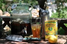 Camp Wander: DIY Energy Drink {Good for You Quench!}