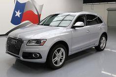 Nice Awesome 2015 Audi Q5 Premium Plus Sport Utility 4-Door 2015 AUDI Q5 QUATTRO PREM PLUS AWD PANO ROOF NAV 29K MI #077871 Texas Direct 2017 2018 Check more at http://24cars.ga/my-desires/awesome-2015-audi-q5-premium-plus-sport-utility-4-door-2015-audi-q5-quattro-prem-plus-awd-pano-roof-nav-29k-mi-077871-texas-direct-2017-2018/
