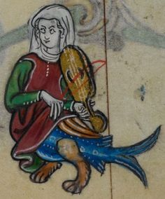 Detail from medieval manuscript, British Library Stowe MS 17 'The Maastricht Hours', f250r