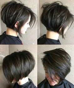 I love bob hairstyles!!