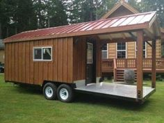 Tiny house/Portable house/Concession trailer