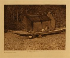 A Skokomish Camp