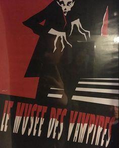 Le musee des vampires @ Paris Visite organisée via le site Sous les pavés