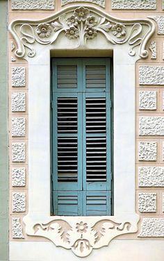 Barcelona - Septimània 040 c | Casa Mariano Llobet i Sabaté 1905 Architect: Jeroni Mayol i Grifoll