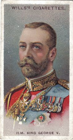 """Wills's Cigarettes """"Allied Army Leaders"""" (set of 50 issued in His Majesty King George V My Dream Car, Dream Cars, Cigarette Brands, London History, Collectible Cards, Collector Cards, Queen Mary, King George, Noblesse"""