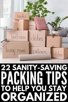Tips for Moving: 22 Tricks for a Stress-Free Move Tips for Moving: 22 Tricks for a Stress-Free Move Packing Tips for Moving: 22 Tricks for a Stress-Free Move - Lauren Berg - Packing Tips for Moving: 22 Tricks for a Stress-Free Move 22 Moving Tips College Packing Tips, Suitcase Packing Tips, Packing To Move, Packing Tips For Vacation, Travel Packing, Packing Hacks, Europe Packing, Travel Hacks, Traveling Europe