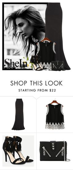 """""""Sin título #1765"""" by miushka ❤ liked on Polyvore featuring Balmain and Kenzo"""