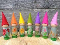 Image result for waldorf peg dolls