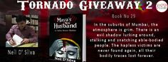 The sensible and cautious Maya has her head in the right place, but it is her heart that refuses to obey. She chooses her new husband. And the horrors begin to unfold. #TornadoGiveaway #thebookclub