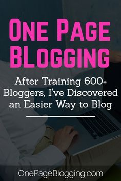 After 10 years of blogging and training 600+ bloggers, I have found a much simpler way to build a successful blog in 2017.