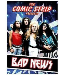 The Comic Strip Presents: Bad News