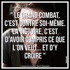 - Jean - Claude Van Damme -