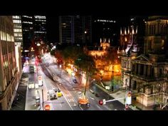 Time lapse video of the installation of Janet Echelman's Tsunami 1.26 on George St, Sydney; 19 - 23 September 2011. Part of the Love Lace exhibition at the Powerhouse Museum and Art and About Sydney.