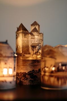 Ready for a bit of DIY love? :) A little town at night.. isn't it sweet?! There are a few tricks to making this DIY a success, all to do with finding the perfect image. 1. What you're looking for is a picture of a house/castle/building that's taken front-on (perspective works, but not as well).Continue Reading >