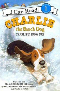 Based on the Charlie the ranch dog books by Ree Drummond, The Pioneer Woman and Diane deGroat.