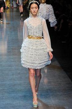 'Dolce & Gabbana' en Dmodas.com - OTOÑO/INVIERNO 2013