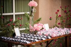 Amanda McKinnon Photography; Pretty In Pink California Wedding from Amanda McKinnon Photography. To see more: http://www.modwedding.com/2014/09/29/pretty-pink-california-wedding-amanda-mckinnon-photography/ #wedding #weddings #escort_cards