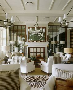 Masculine Interiors That She Will Like Too