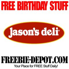 FREE BDay Five Dollar Gift Card