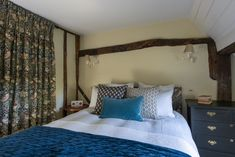 Village Person – Priceless Magazines Cozy Bedroom, Master Bedroom, English Cottage Interiors, Pink Tiles, Open Fires, Ground Floor, Flooring, Magazines, Bedrooms