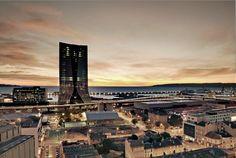 Visitez la Joliette, le nouveau quartier d'affaires de Marseille | Made In Marseille