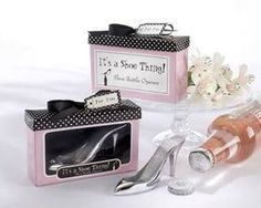 """It's a Shoe Thing!"" Shoe Bottle Opener, Bridal Shower $2.93"