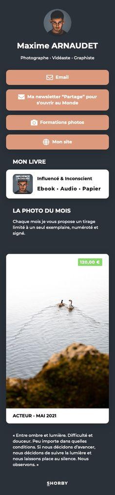 #Photographe • Vidéaste • Graphiste #pinterestinspired Formation Photo, Photos Du, Landing, Photographers
