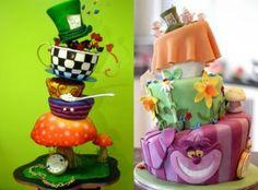 Compleanno in arrivo? Vuoi stupire con un dolce originale?   Ecco una carrellata di torte davvero...pazze :) http://www.fotoregali.com/blog/torte-pazze/