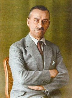 Paul Thomas Mann | Томас Манн