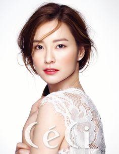 Jung Yumi - Ceci Magazine January Issue '16 - Korean Magazine Lovers